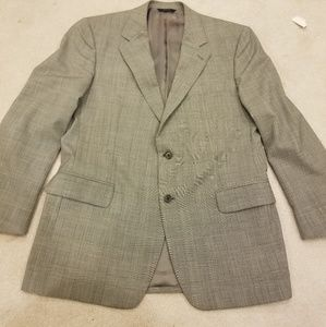 Brooks brothers gray suit and pants